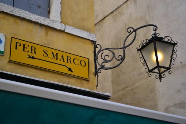 Hacia la Piazza San Marco - Venecia