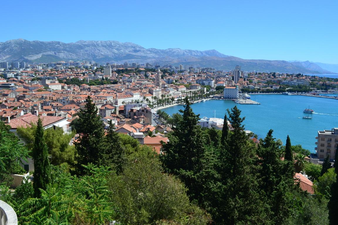 Split, la capital turística de Dalmacia