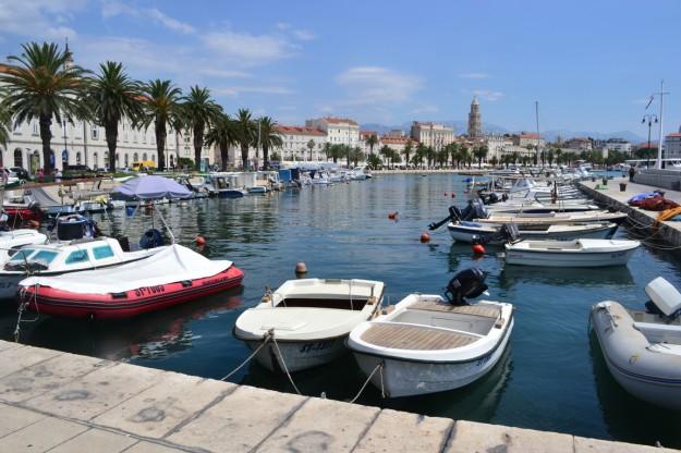 Marina de Split