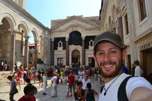 Palacio del emperador Dioceclano, Split