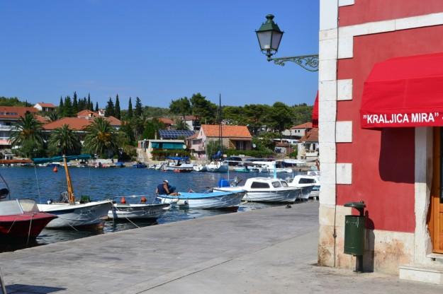 El pintoresco pueblito de Stari Grad, Isla de Hvar