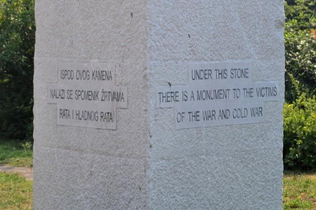 Recuerdo a las víctimas del asedio de Sarajevo