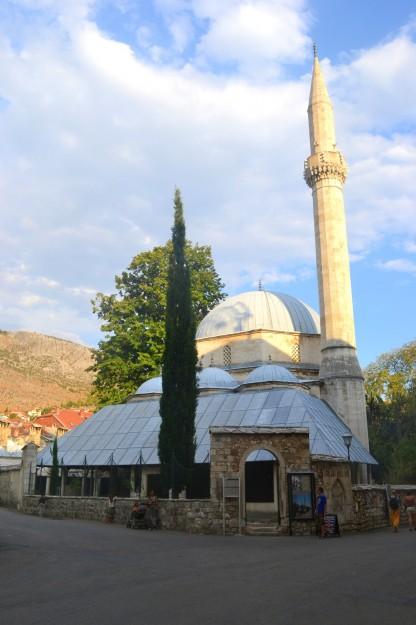 Mezquita Karadjozbey, Mostar