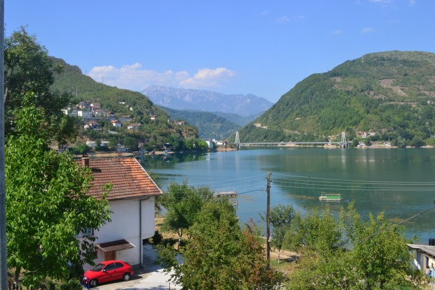 Paisajes de la ruta Mostar-Sarajevo