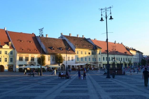Imágenes de Sibiu, Transilvania