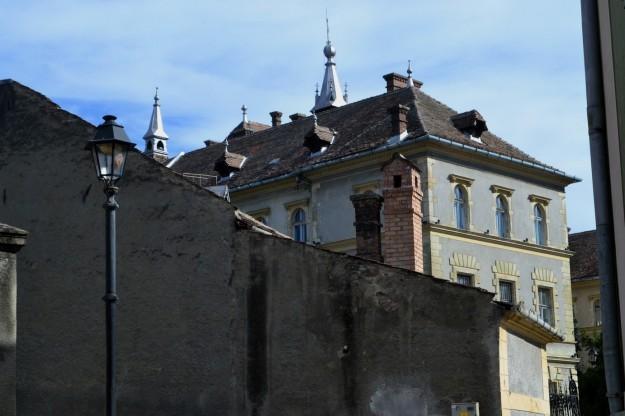 Imágenes de Sighisoara, Transilvania