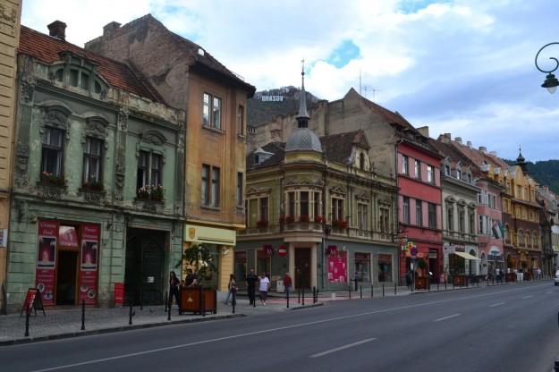 Imágenes de Brasov, Transilvania