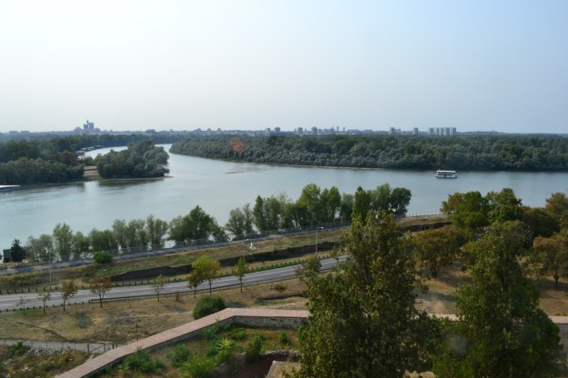El lugar que quería visitar en Belgrado... ¿Qué es?