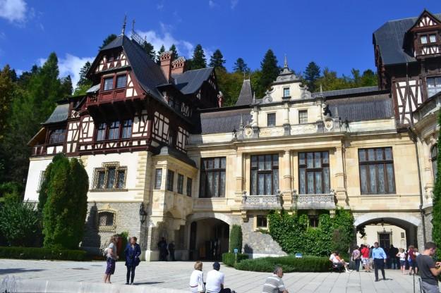 Castelul Peles - Sinaia, Rumania