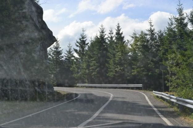 La ruta más loca del mundo, la Transfagarasan Road