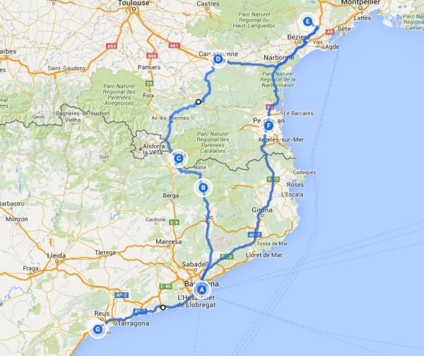 Languedoc-Roussillon 2014