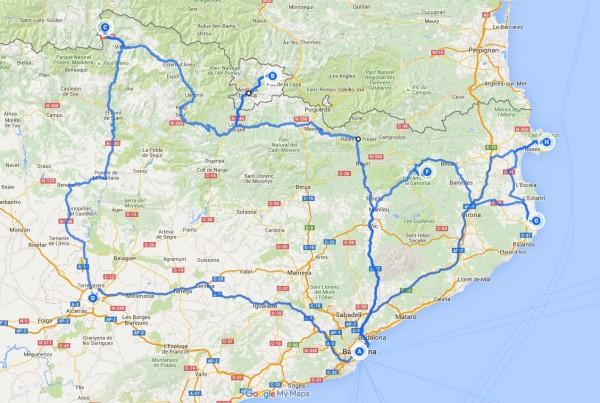 Catalunya y Andorra 2015