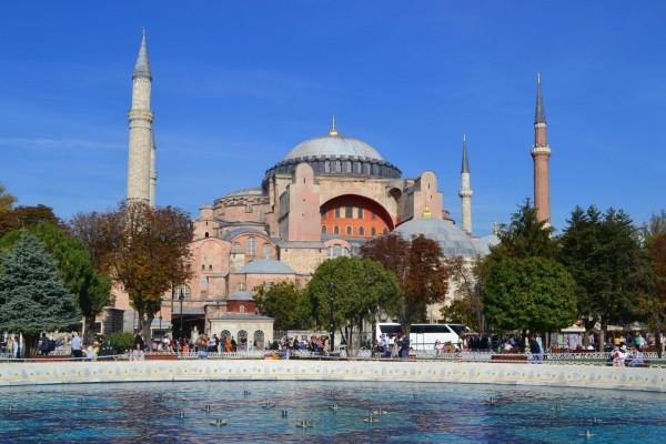 Haghia Sophia, Mezquita/Iglesia/Museo. Estambul