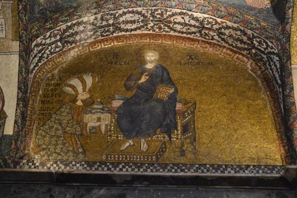 Mosaicos bizantinos únicos en la Iglesia de Chora