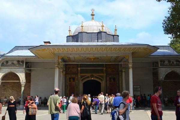 El Palacio Topkapi por dentro