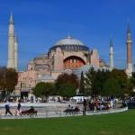 Si la Tierra fuese un sólo estado, Estambul sería su capital