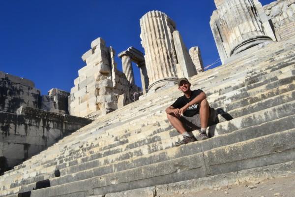Templo Oracular de Apolo, en Dydima
