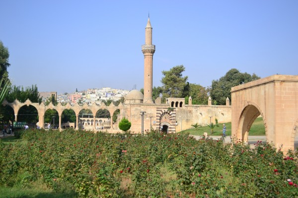 Arquitectura de Medio Oriente, en SanliUrfa