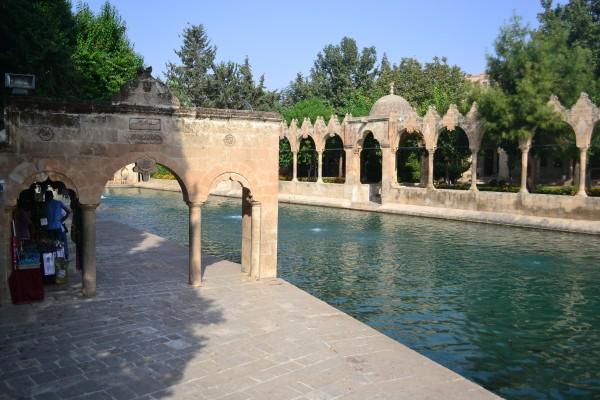 Las piscinas sagradas del Balikligol, SanliUrfa