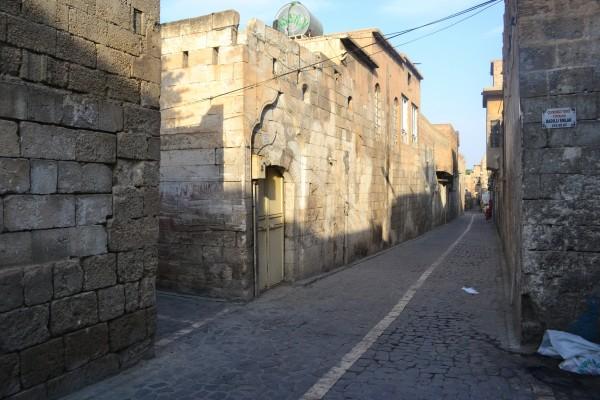 Arquitectura típica de Medio Oriente, SanliUrfa