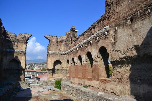 La Iglesia primitiva de Pergamon, una de las siete que menciona el Libro de Apocalipsis
