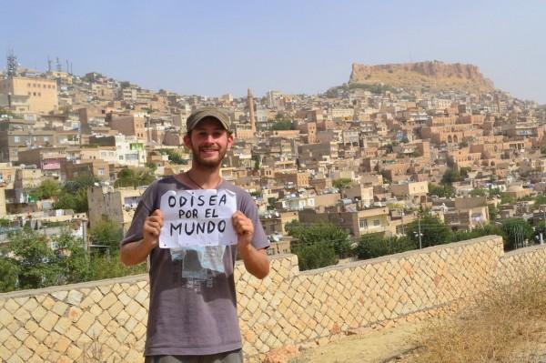 La Odisea por el Mundo, en Mardin