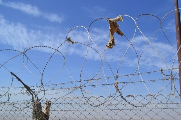 Una triste imagen que se repite en demasiados sitios de Medio Oriente