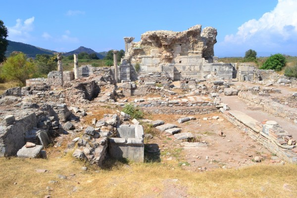 La Iglesia primitiva de Efeso, una de las siete
