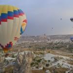 Última escala en Turquía: Paisajes lunares, entre chimeneas de hadas y ciudades subterráneas