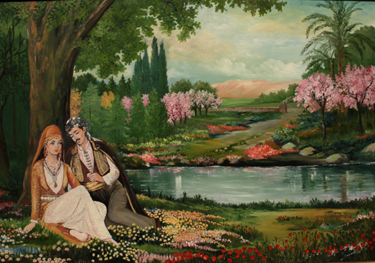 La leyenda melodramática de Mem y Zin, epopeya nacional kurda