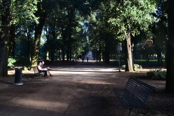 Villa Borghese, ideal para un paseo tranquilo y relajante