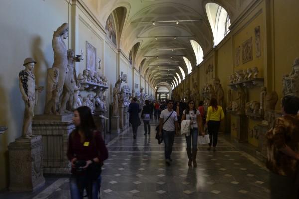 Museo Chiaramonti, parte de los Museos Vaticanos