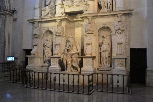 Tumba de Julio II en San Pietro in Vincoli