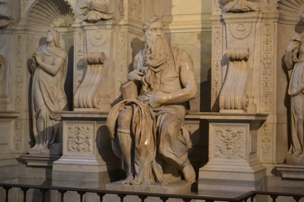 El Moisés, de Miguel Ángel
