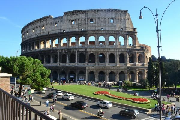 El monumental Coliseo