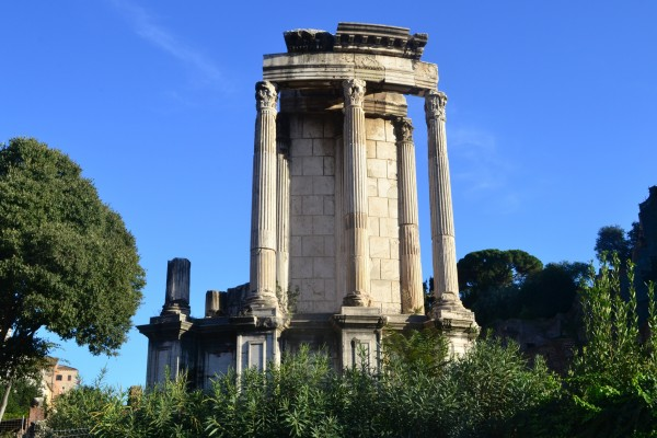 Ruinas del Foro Imperial