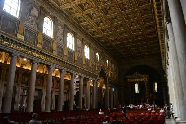 Basílica papal de Santa María la Maggiore