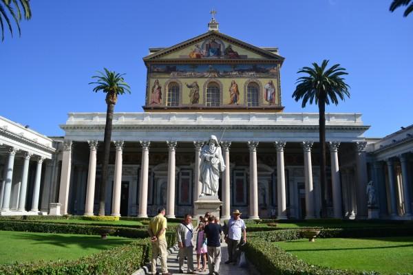 Basílica papal de San Pablo Extramuros