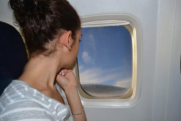 ¿Estás preocupada por el Ryan-Air, Jani?
