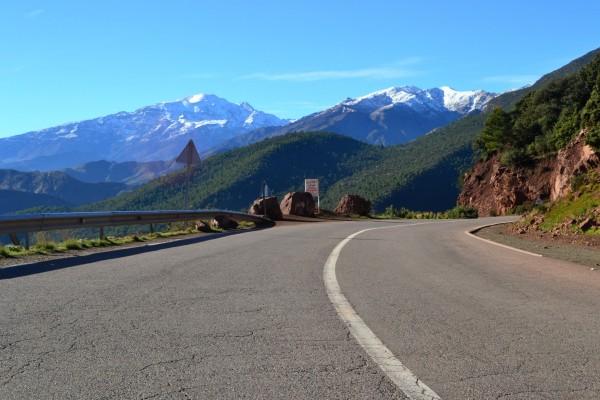 Cordillera de los Atlas