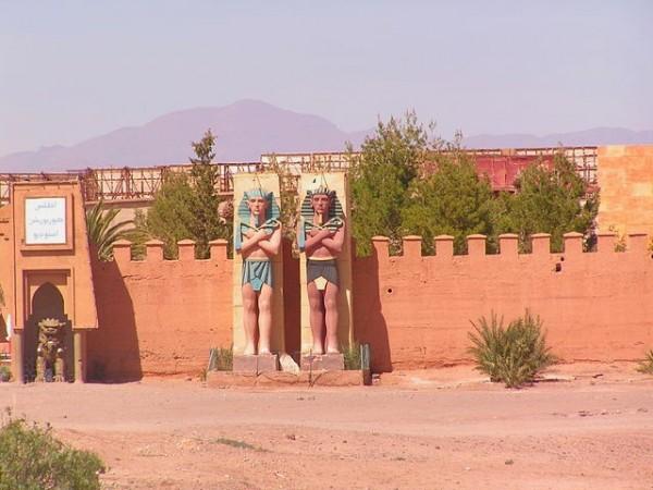 Los estudios cinematográficos de Ouarzazate, los más extensos de todo el mundo