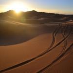 En el Desierto del Sahara: relato de dos días inolvidables