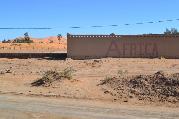 Aunque Marruecos diste de la África más típica de junglas y safaris, no deja de formar parte