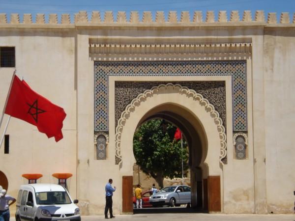 Bab Sbaa, en el Viejo Menchuar (fuente: Badr Guennoun)