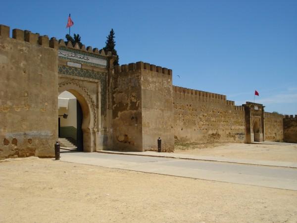 Kasbah Cherarda, antiguo refugio de las tribus marroquíes (Fuente: Badr Guennoun)