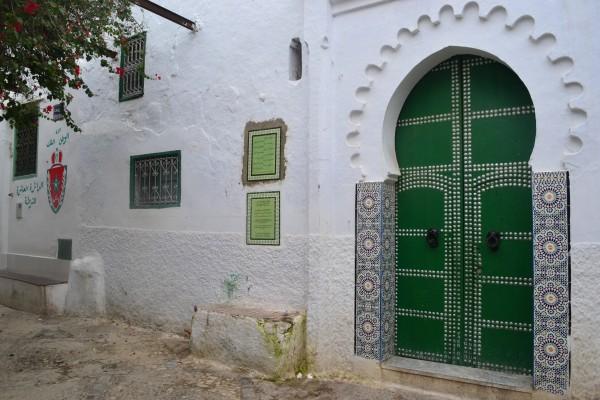 Recorriendo la medina blanca de Tetouan