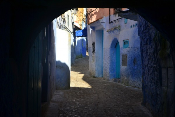 La medina azulada de Chefchaouen