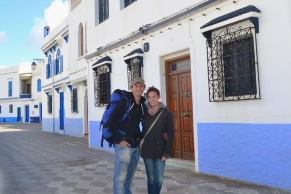 Assilah, la tranquila medina azul y blanca del norte marroquí