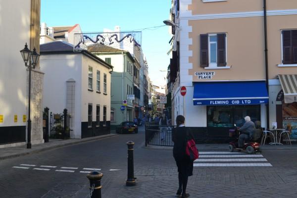 Gibraltar, una pequeña Londres en la península ibérica