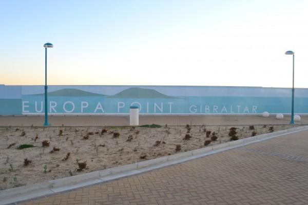 Europa Point, el punto sur del peñón de Gibraltar